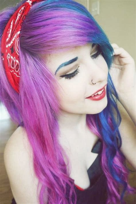 And Purple Hairstyles by 42 Hairstyles Ideas For Inspirationseek