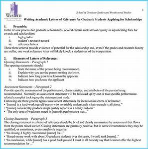 Letter Of Recommendation For Students Applying To College Scholarship Reference And Recommendation Letters Best