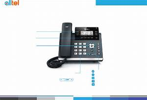 Yealink T41p Telephone Quick Reference Manual Pdf View
