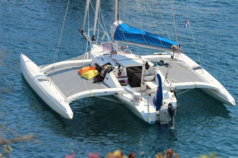 Dinghy Catamaran Sailboats For Sale by Corsair F31 Trimaran Sailboat Pinterest Boating