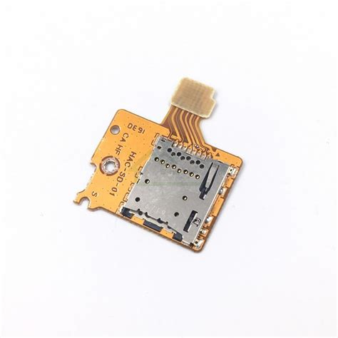 A special slot for inserting a memory card. E house SD TF Card Slot Socket Board replacement for Nintend Switch Game Console SD Card Board ...