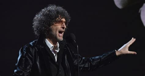 There Penis Talk Howard Stern Rock Hall Induction