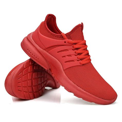 Qansi Mens Running Shoes