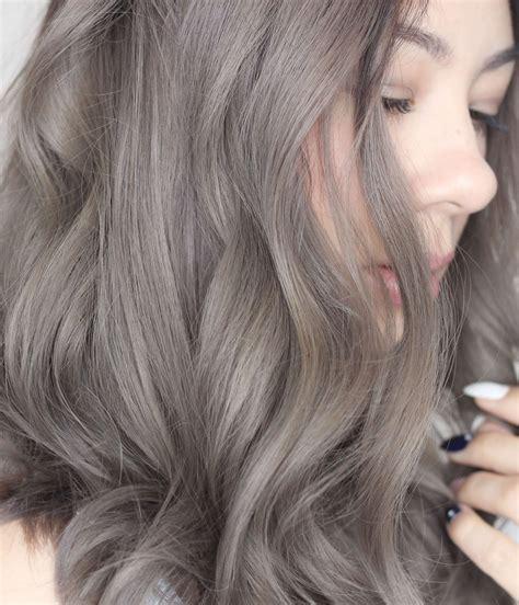 hair color grey ash gray hair my h ir ash b