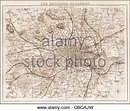 London, Greater London, England. The west front and twin ...