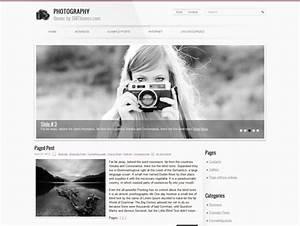 photography free wordpress theme With free wordpress templates for photographers