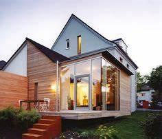 Einfamilienhaus In Zweifamilienhaus Umbauen : zweistoeckiger holzanbau 666 pixel ~ Lizthompson.info Haus und Dekorationen