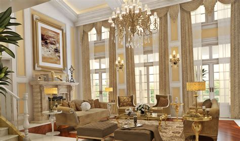 Interior Design Ideas For Luxury Living Rooms Invhome