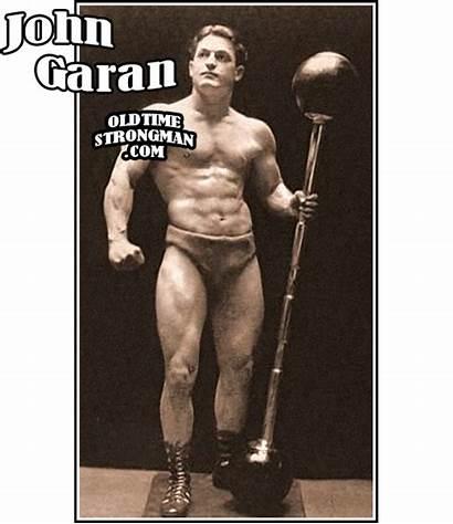 John Garan Strongman Physique Training Oldtimestrongman Build