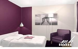 couleur peinture chambre parentale solutions pour la With couleur pour chambre parentale