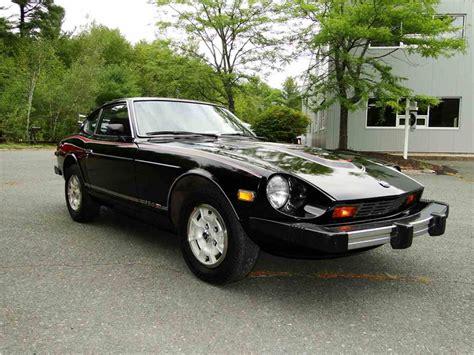 Black Datsun by 1978 Datsun 280z Quot Black Pearl Quot For Sale Classiccars