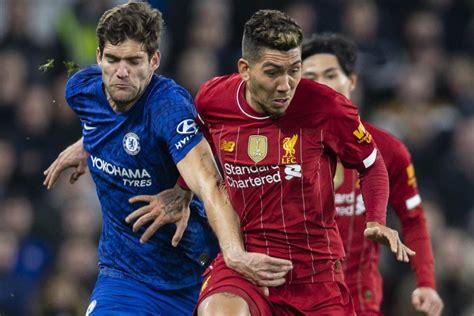Confirmed Lineups: Chelsea vs Liverpool   Premier League 20-21