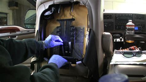 manual repair autos 2008 ford f150 seat position control how to repair broken lumbar support on ford superduty pickup youtube