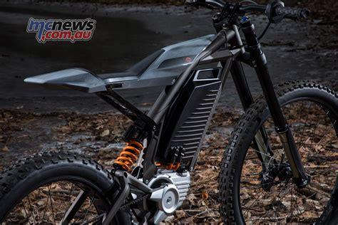 Harley-davidson E-bike Concepts Shown At Ces