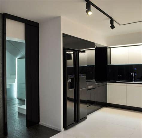 cuisine futuriste design futuriste pour votre intérieur moderne