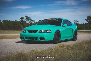 Mamba 2.0 | Bobby's Grabber Green Cobra | Mustang Fan Club