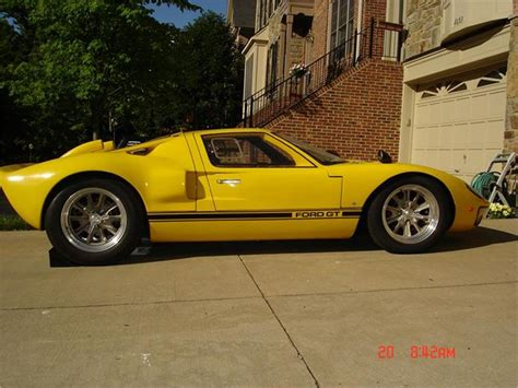 1965 Ford Gt40 For Sale