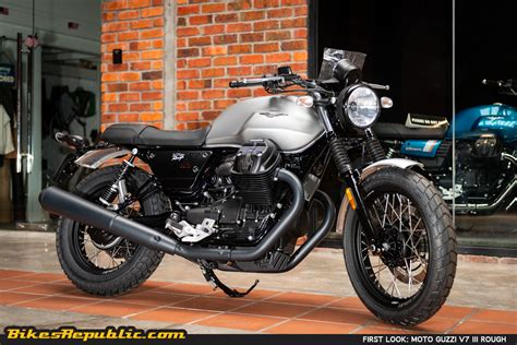 moto guzzi v7 iii look review 2018 moto guzzi v7 iii
