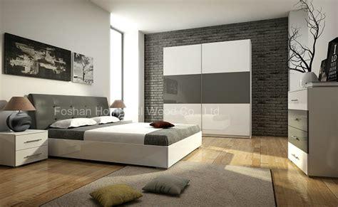 wood bedroom furniture china modern wooden furniture bedroom set hf ey0244 Modern
