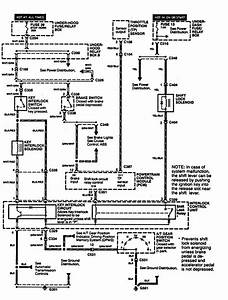 Acura Legend  1994  - Wiring Diagram