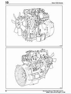 Download Perkins New 1000 Series Engines Workshop Manual Pdf