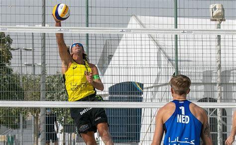 Samoilovs un Šmēdiņš Dohas turnīru sāk ar nīderlandiešu ...
