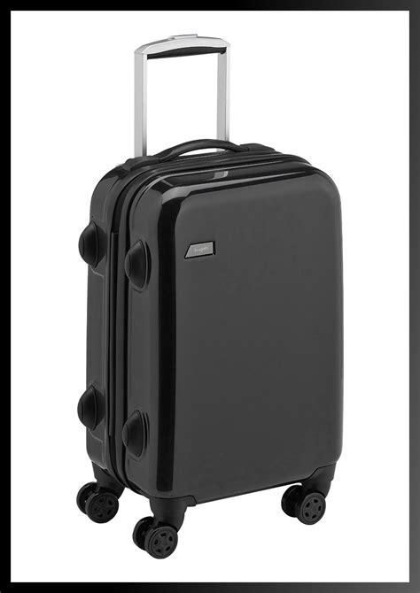 bugatti bags koffer premiere light  cm  liter schwarz
