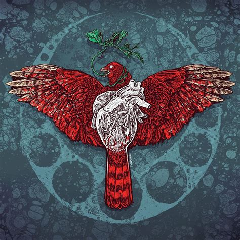 The Acacia Strain – Gravebloom | Ghost Cult MagazineGhost ...