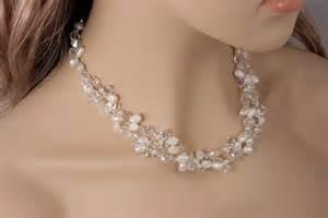 Wedding Bridal Jewelry Necklaces