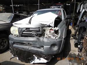2005 Tacoma Regular Cab 4cylinder 2 7l Manual Transmission
