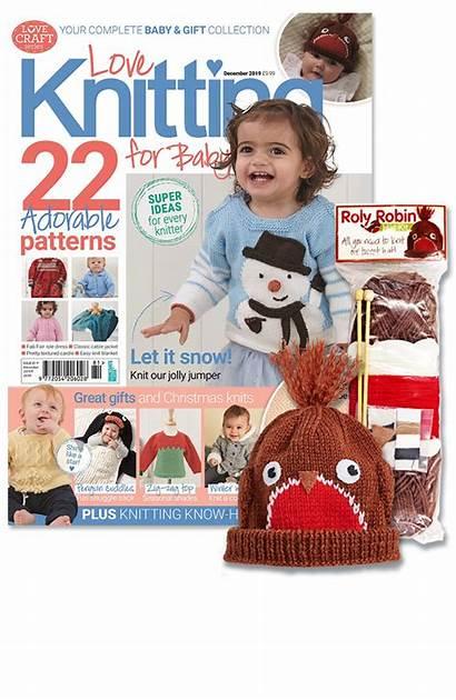 Knitting December Editions Magazine Special Nov Subscriptions