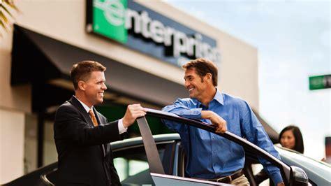 car hire enterprise rent a car