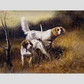 Hunting Dog Wal...