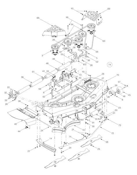 Troy Bilt Bronco Deck Belt Diagram by Wiring Diagram Troy Bilt Wiring Get Free Image