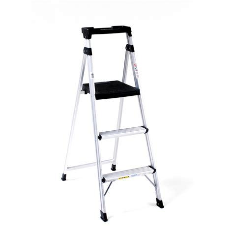 aluminium ladder bunnings cosco 100kg 3 lite aluminium ladder bunnings warehouse