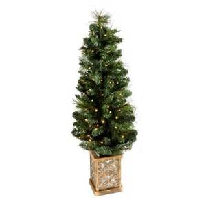 4 pre lit artificial porch tree with stand tree shops andthat
