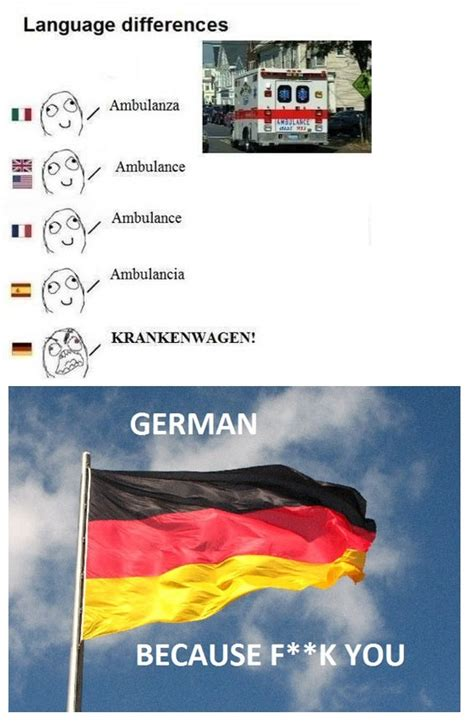 german   special language