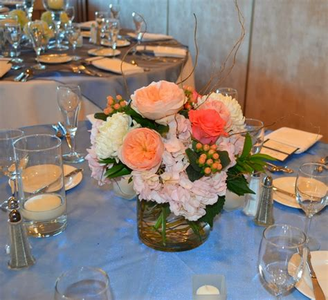 Coral and Peach Wedding for late September