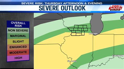 Storm Chances Return This Evening, Some Strong to Severe ...