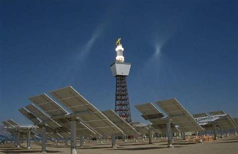 Солнечная энергетика в калифорнии