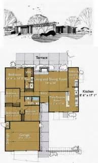 building a house floor plans build an eichler ranch house 8 original design house plans available today retro renovation