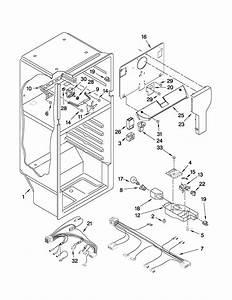 Refrigerators Parts Appliances Parts  45175650987