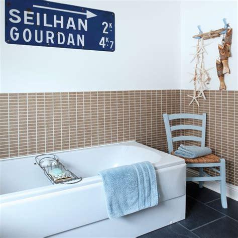 seaside bathroom ideas modern seaside bathroom bathroom housetohome co uk