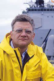 Tom Clancy (Author of The Hunt for Red October)