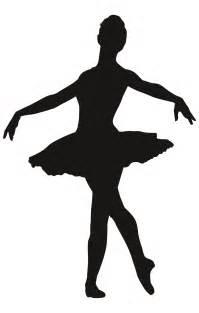 Ballerina Silhouette Ballet Dancer
