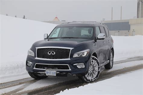Review 2018 Infiniti Qx80 Canadian Auto Review