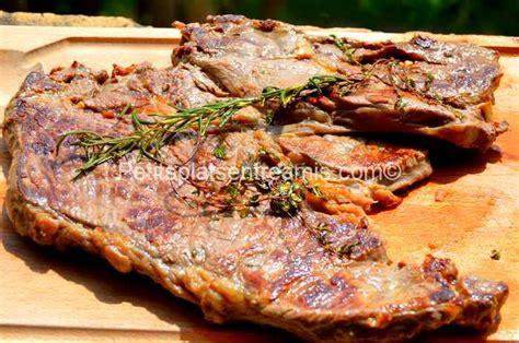 comment cuisiner basse cote de boeuf recettes viande plancha