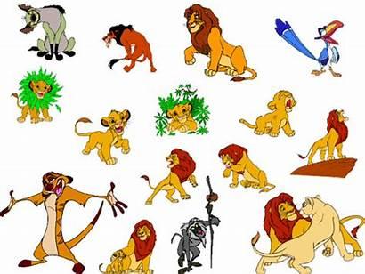 Lion King Cartoon Heroes Photoshop Tutorials