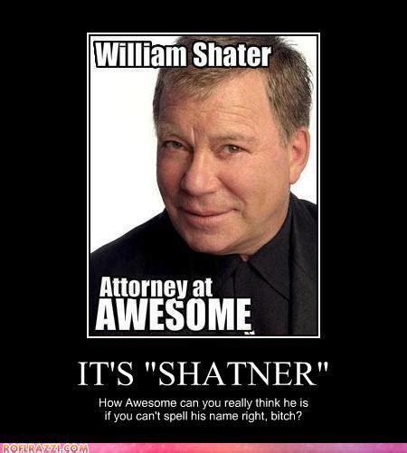 William Shatner Meme - william shatner randomoverload