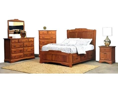 sterling oak bedroom collection gallery home furnishings